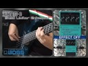 Boss LMB-3 Bass Limiter/ Enhancer Guitar Pedal : video thumbnail 1