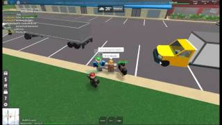 Roblox Ultimate Driving DOT Episode 3 Part 3 (Paving and Road Work)