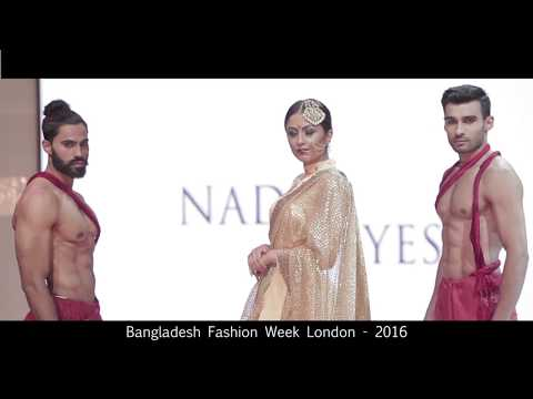 Bangladesh Fashion Week London 2016 - NadiaAysha