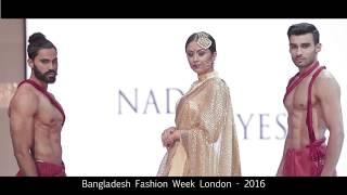 Bangladesh Fashion Week London 2016 - NadiaAysha