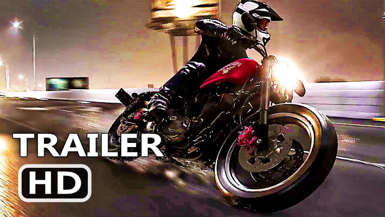 ps4 the crew 2 harley davidson iron gameplay trailer 2018 youtube. Black Bedroom Furniture Sets. Home Design Ideas
