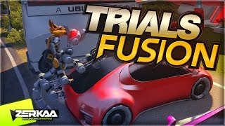 Trials Fusion | Robodog, Star Wars & Marble Blast Ultra Replica