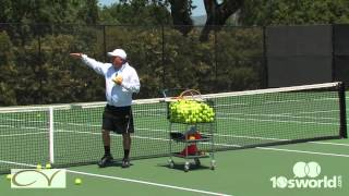 IMPROVING YOUR FOREHAND PART 1: NET CLEARANCE WITH BENJY ROBINS AT CORDEVALLE RESORT