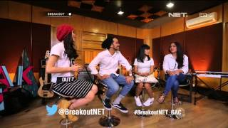 Breakout NET with GAC - 10 Agustus 2015