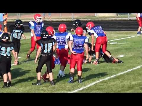 Cascade Middle School 7th Grade vs  Owen Valley 8 15 17