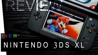 NEW Nintendo 3DS XL (2015) - REVIEW