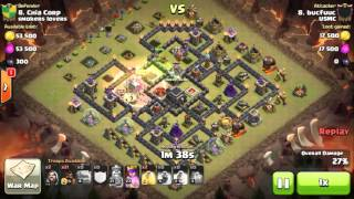 Clash of Clans - bucfuuc Stoned GOHO