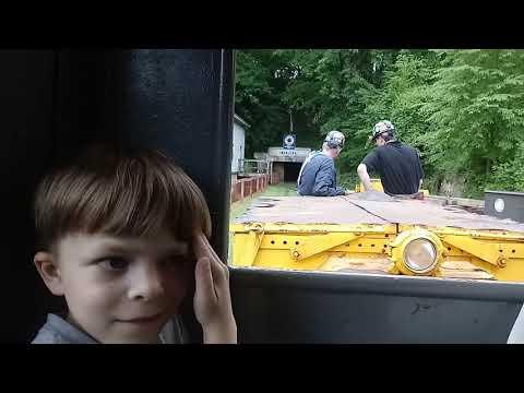Touring The No. 9 Coal Mine