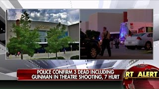 Report: 3 Killed, 7 Injured in Shooting at Louisiana Movie Theater