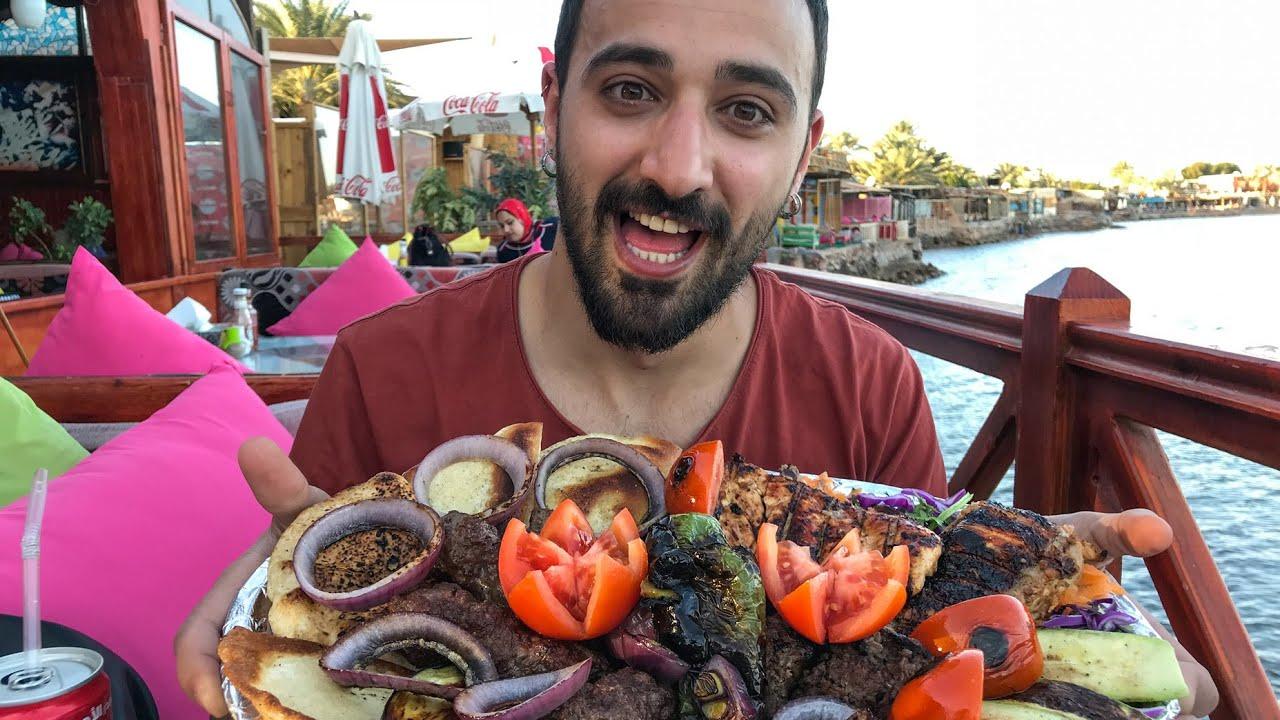 Ne yedik be böyle! - FAKAT ÇOK UCUZ ÜLKE - Mısır Gezi Vlog