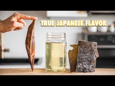 How To Make Real Dashi And Miso Soup (Miso Shiru)