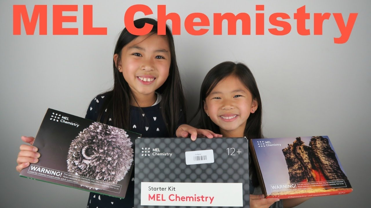 Chemistry subscription box