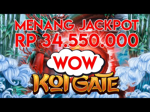 Big Win Jackpot Slot Habanero Koi Gate Online Indonesia Mantul Gaes - Play Slot Indonesia
