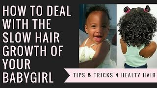 Tips and tricks: how to get your daughter's hair to grow