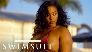 Download Tabria Majors Gets Wet In Jaw-Dropping Belize Photoshoot | Intimates | Sports Illustrated Swimsuit Mp3 and Videos