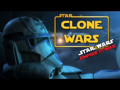 DEFENDING KASHYYYK - The Clone Wars Mod - Ep10- (Star Wars R