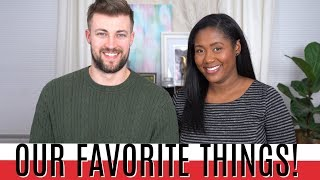 Our Current Favorite Things 2018 | Vlogmas #10