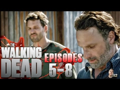 The Walking Dead Season 7 Episodes 5 - 8 Official Titles and Synopses!