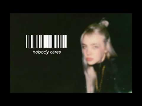nobody cares acoustic album by Billie Eilish
