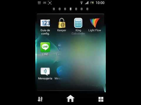 Sony Ericsson Live With Walkman Rooteado Full Android 4.0.4 Root