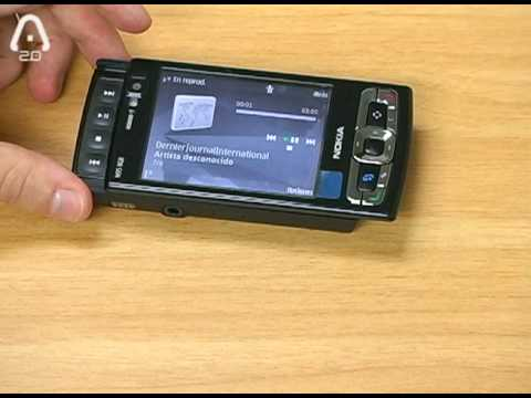 Revisión del Nokia N95