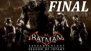 Batman: Arkham Knight Walkthrough (83) In From The Cold (Mr. Freeze)