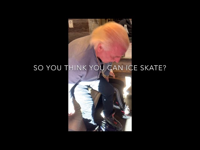 So You Think You Can Ice Skate?