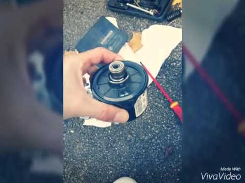 Vidange Liquide De Frein Bmw E90 Youtube