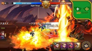 League of Avengers: Champion Legend (Android iOS APK) - Role Playing Gameplay Chapter 1-3 (CBT)