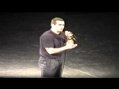 HENRY ROLLINS - Russia (5/13)