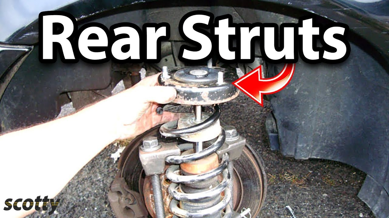 Download How to Replace Rear Struts on Your Car