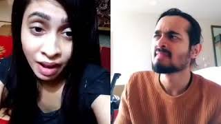 HAFSA ANI -- Duet Musical.ly with BB ki Vines