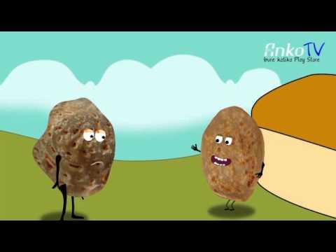 Acha Nzuka-Chapati zinaongea- Katuni ya Kiswahili