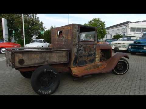 1928 Ford Model A Rat Rod Pick Up --- Arizona Import --- Video III