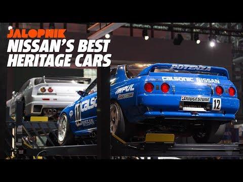 Meet the Car That Earned the Nissan GT-R's 'Godzilla' Nickname