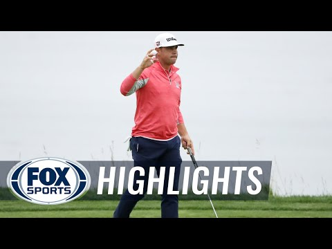 Round 4: Gary Woodland, Brooks Koepka And Jon Rahm | 2019 U.S. OPEN HIGHLIGHTS