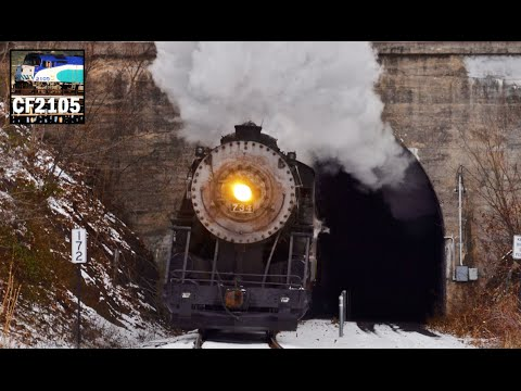 Thumbnail: Trains and Tunnels!