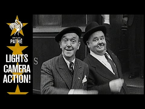 Laurel and Hardy | British Pathé