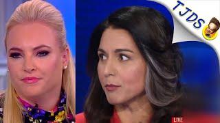 Polls & Meghan McCain Say Tulsi Won Debate