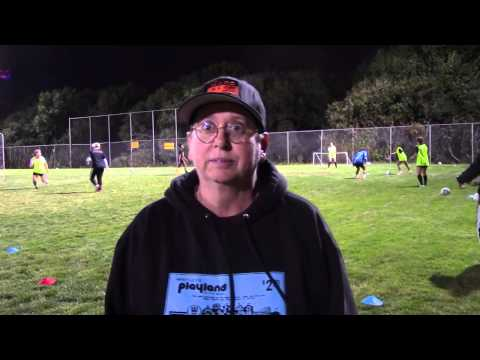 Talking Soccer with Jill Lounsbury of the San Francisco Nighthawks