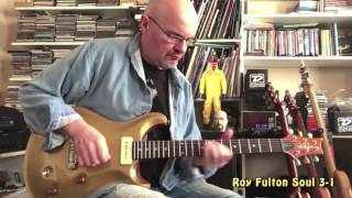 roy fulton jamming with a cbg backing track