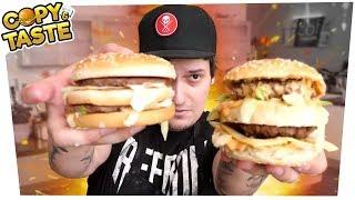 BIG MAC selber machen! 🍔 Copy & Taste #CuT
