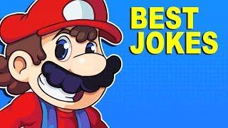 Yo Mama Jokes - YO MAMA SO FAT! Mario Kart