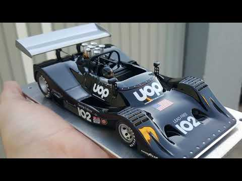 Shadow DN4 Built Up Slot Car 1/24 by Niemas Racecars