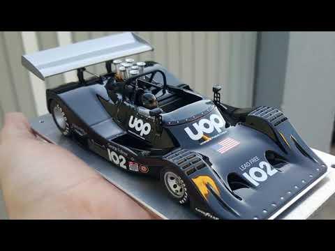 Shadow DN4 Built Up Slot Car 1/24 by Niemas Racecars