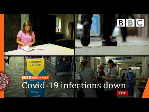 Strong decline in coronavirus across England since January, React study shows ? @BBC News live - BBC