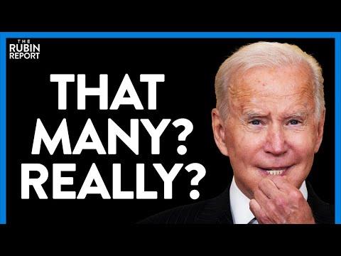 Poll Shock: Majority of Americans Now Favor This Since Biden Took Office | DM CLIPS | Rubin Report