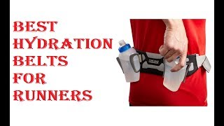 Best Hydration Belts For Runners 2020