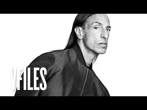 Who is Rick Owens? - VFILES.DATA