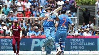 India vs West Indies  T20 Highlights score update highlights